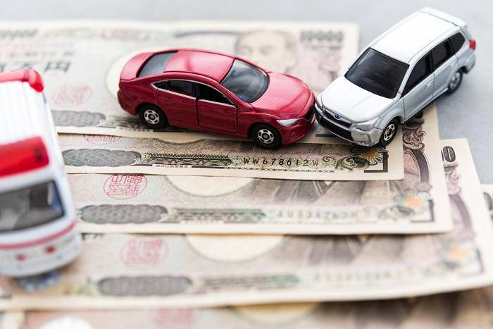 事故 保険金