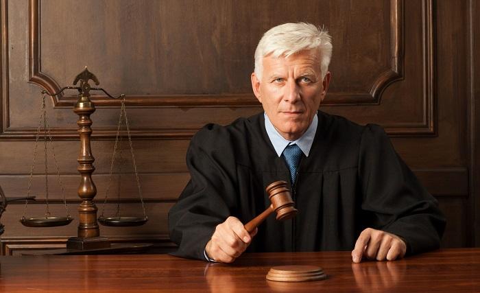 裁判官とガゼル