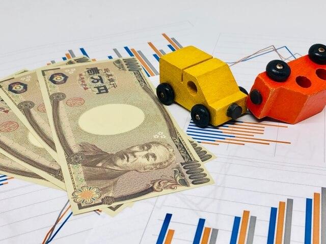 交通事故と示談金