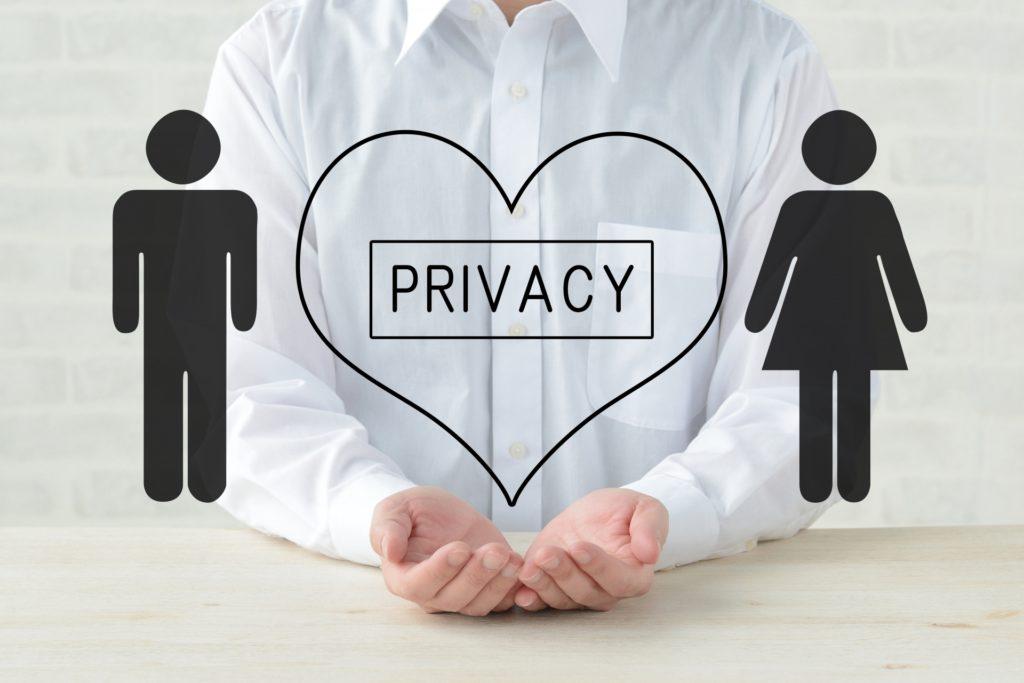 プライバシーの侵害